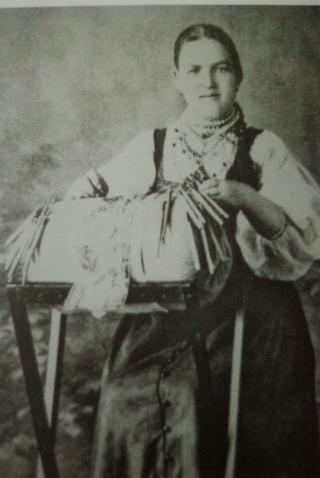 плетение кружева