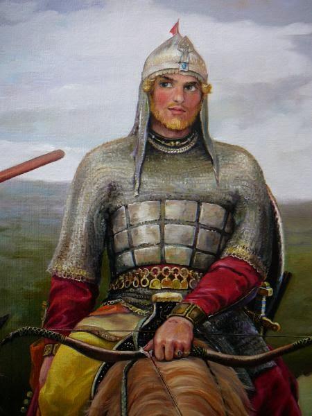 Русский богатырь алеша попович доклад 6447