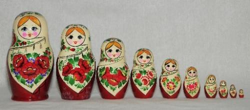 matreshka 1 500x220 - Народный промысел россии матрешка доклад